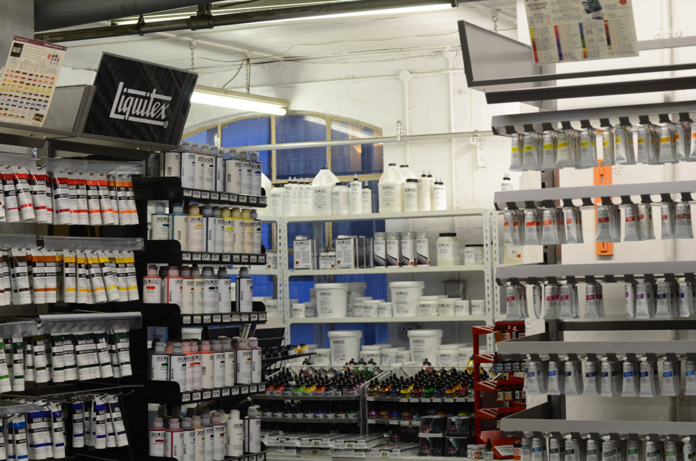 our neighbours jackson s art supplies chocolate factory n16