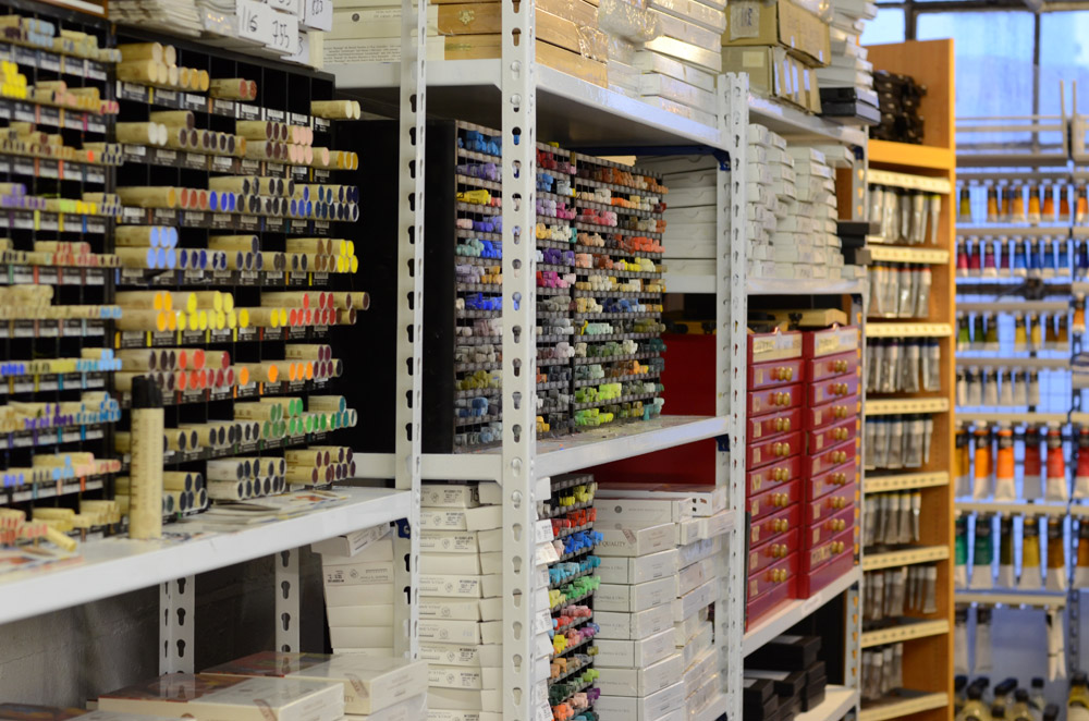 Art supplies shop online
