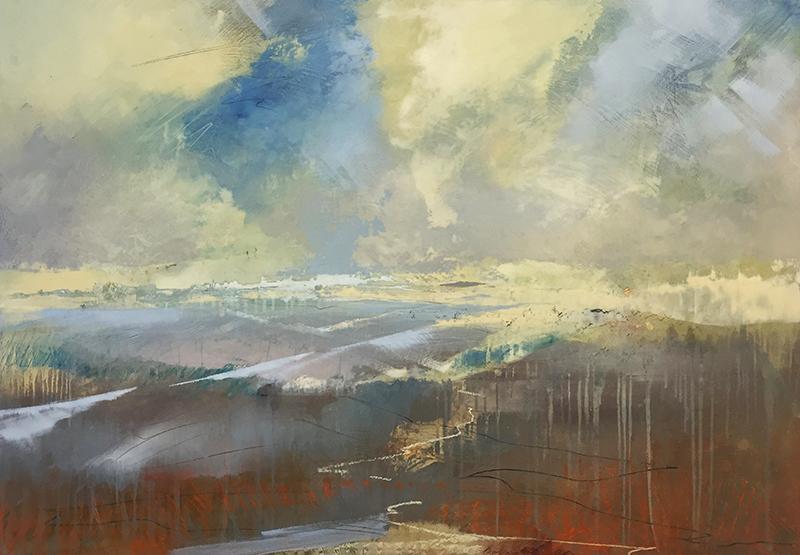 Amelia Humber_Ewe_70 x 100 cm