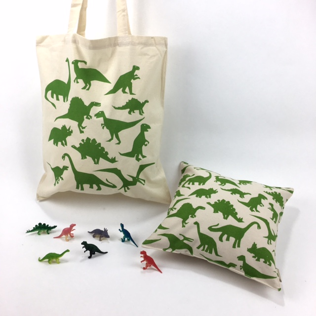 Helen Rawlinson bag and cushion