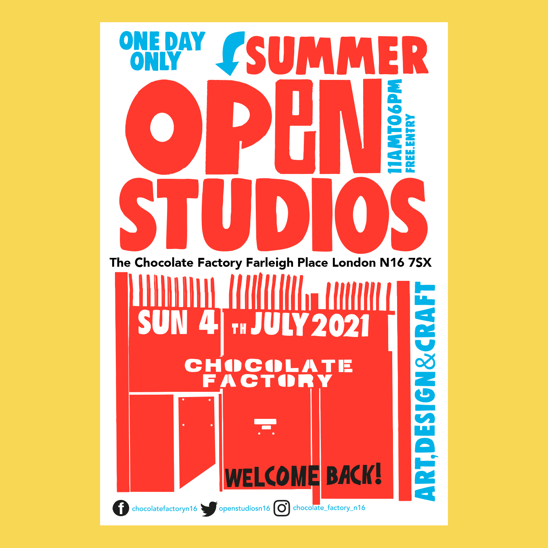 Choc Summer 21 Flyer